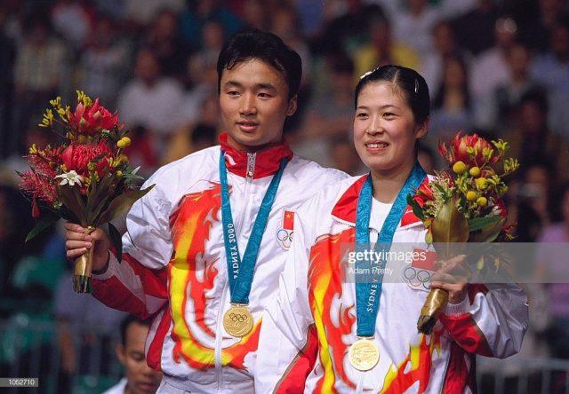 Gao Ling cele mai multe medalii la badminton la olimpiada